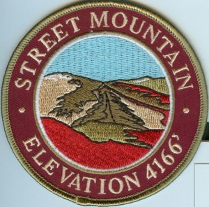 Street Mountain Patch