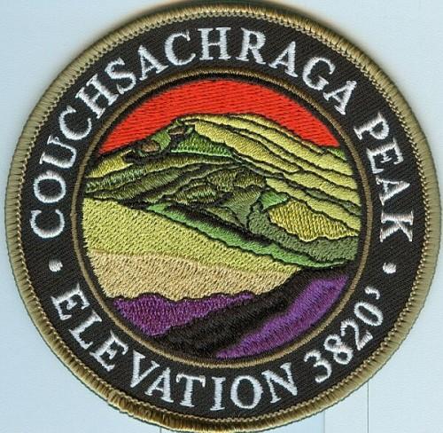 Couchsachraga Peak Patch