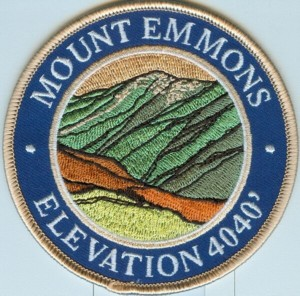 Mount Emmons Patch