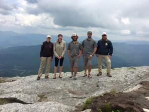 Summit steward group photo