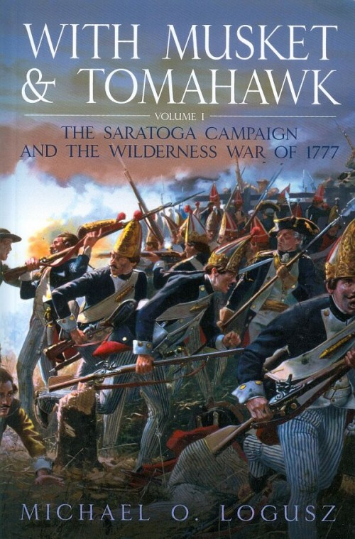 With Musket & Tomahawk Volume 1