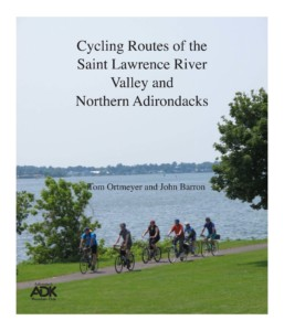 Cover of new cycling guidebook