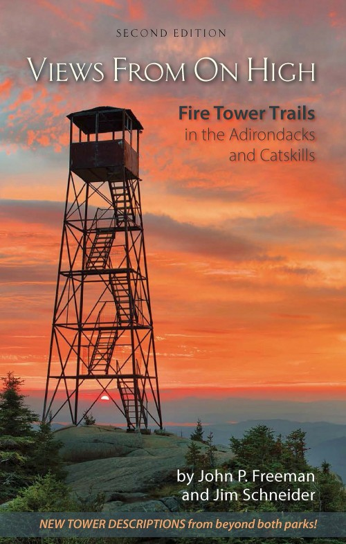 Views From On High fire tower book