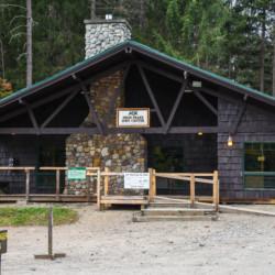 High Peaks Information Center