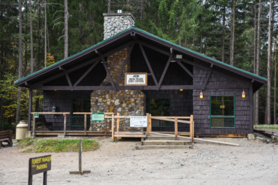High Peaks Information Center