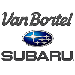 Van Bortel Subaru logo