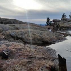 Crane Mountain summit