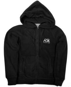 Black ADK Microfiber jacket