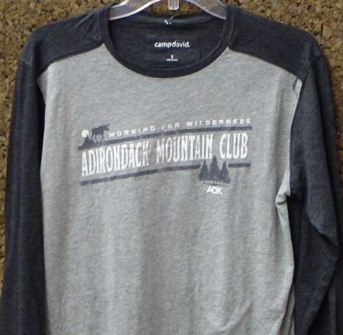 Men's ADK Long Sleeve t-shirt
