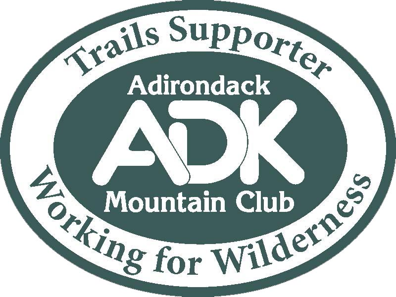 ADK Trail Supporter Decal