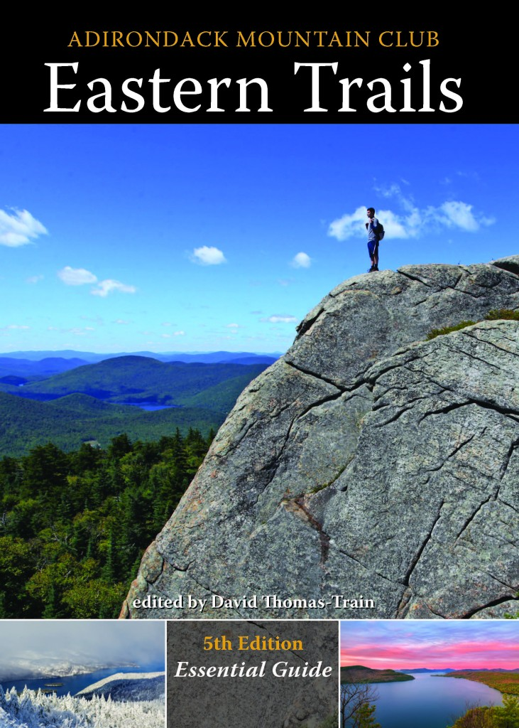 ADK Eastern Trails guide book