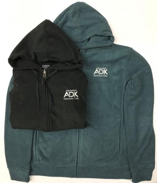 Men's ADK Microfiber hooded jackets