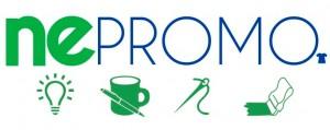 NE Promo logo