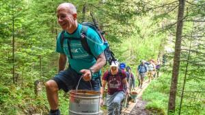 Volunteer Trail Workers