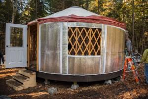 Yurt Insulation