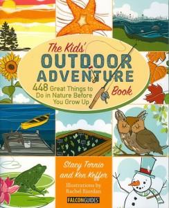 The Kids' Outdoor Adventure Book