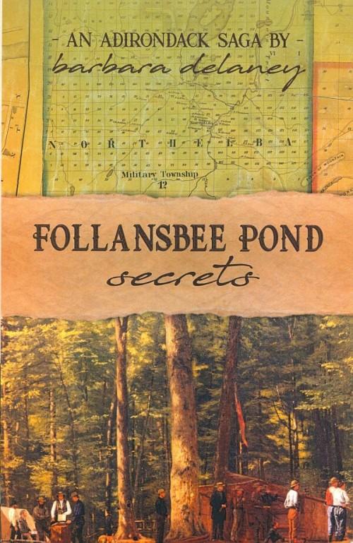 Follansbee Pond Secrets book