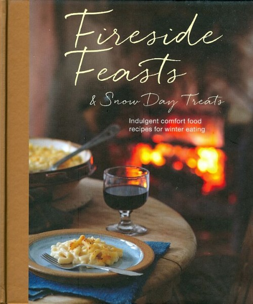 Fireside Feasts cook book