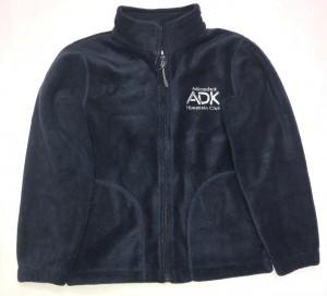 youth ADK fleece jacket
