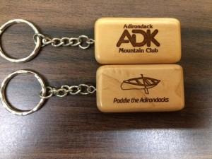 Paddle ADK Keychain