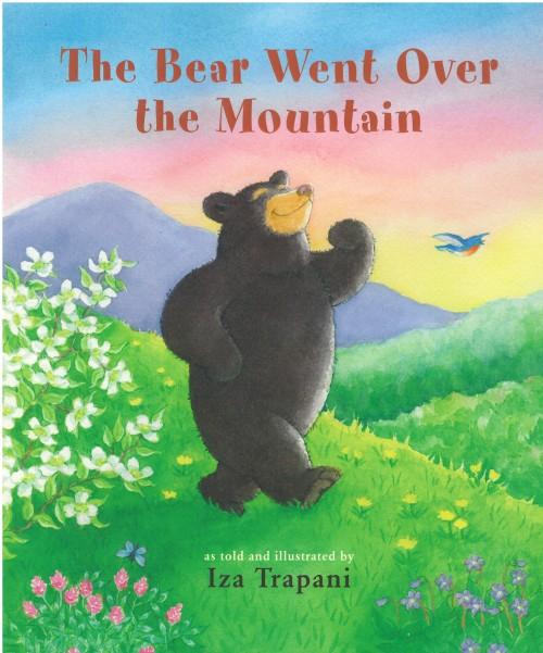 bear on mountain
