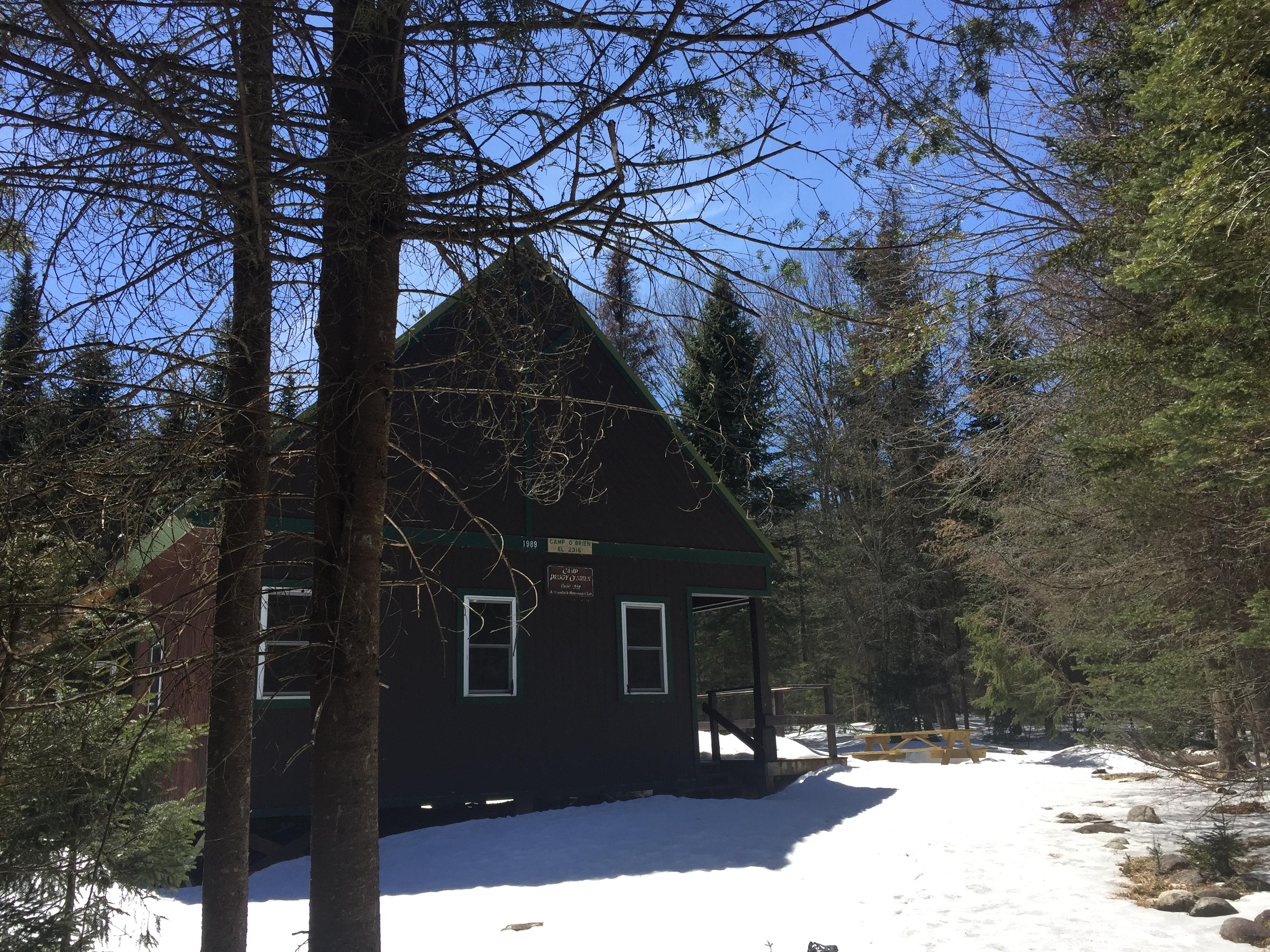 Camp Peggy O'Brien exterior