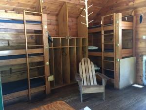Grace Camp bunks