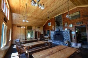 Johns Brook Lodge Great Room