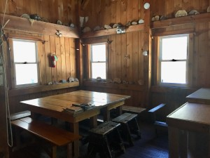 Peggy O'Brien Dining area