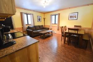 Tyler Cabin Living room