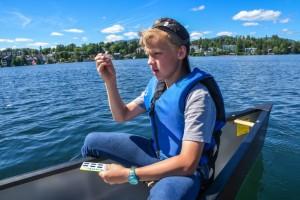 Aquatic Stewardship teen