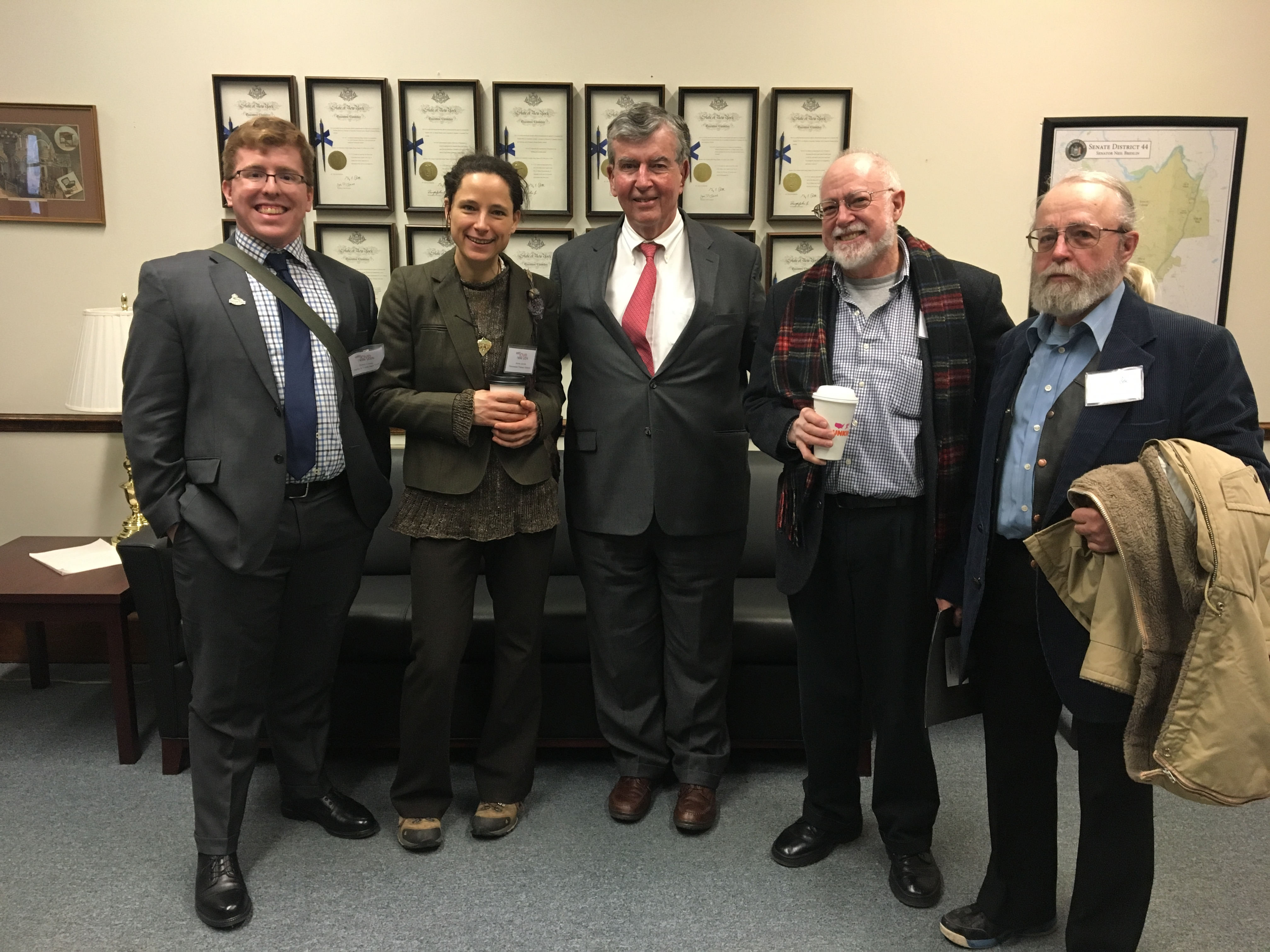 Albany group February 2019