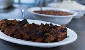 Carne asada for dinner