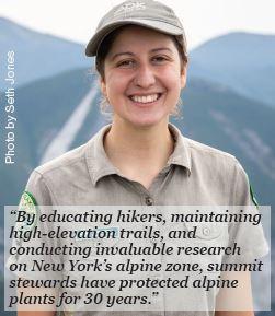 Portrait of the Summit Steward Coordinator