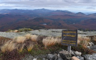 The view from Wright Peak