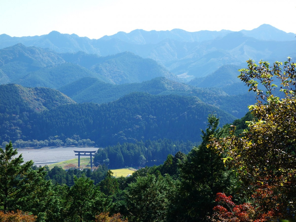 Taisha Shrine Valley View