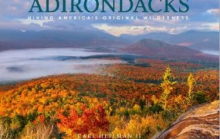 Cover the of The Trails of the Adirondacks book