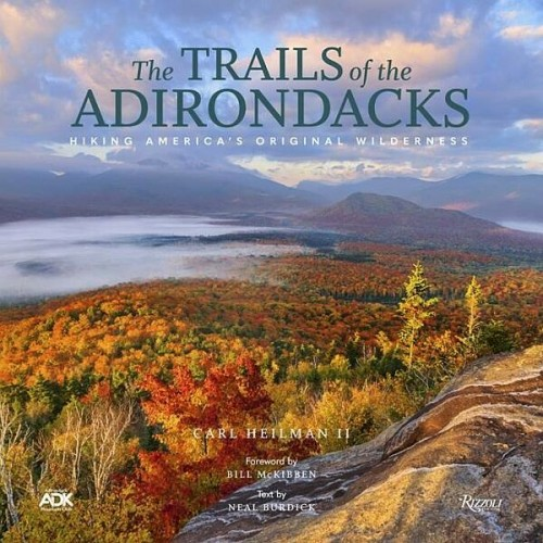 ADK The Trails of the Adirondacks book by Carl Heilmann