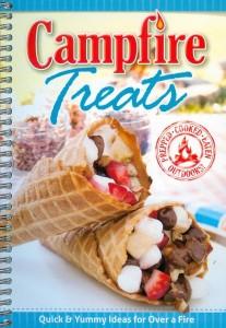 Campfire treats book