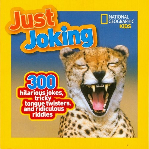 Just Joking book