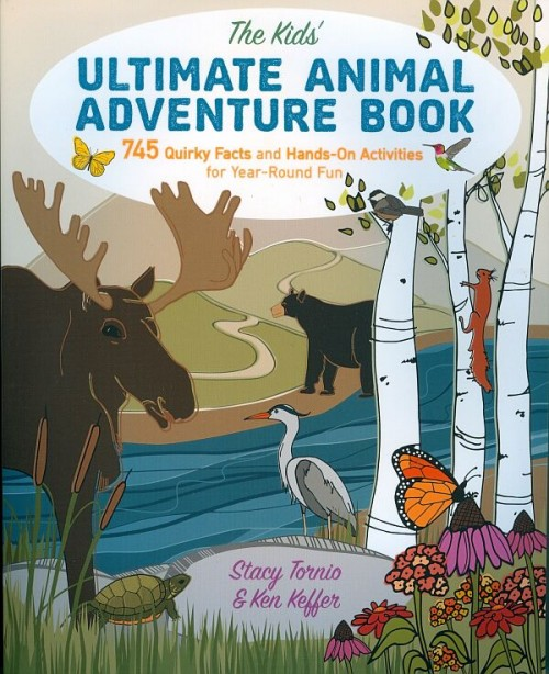 Ultimate Animal Adventure Book