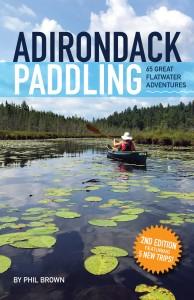 ADK Adirondack Paddling book
