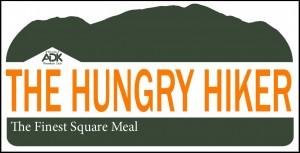 The Hungry Hiker logo