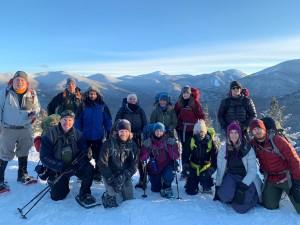 Winter survival group