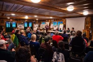 panel presentation event