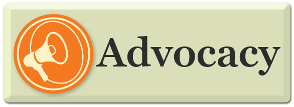 Click on Advocacy button