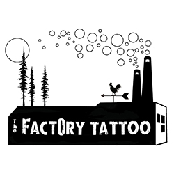 The Factory Tattoo logo