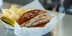 The North Country Cuban sandwich