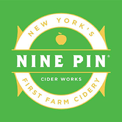 Nine Pin Cider logo