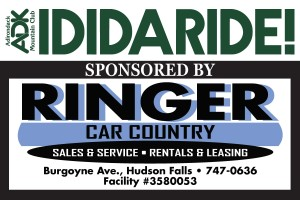 Ringer Car Country sign